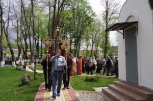 Крестный ход 6 мая 2015 г.